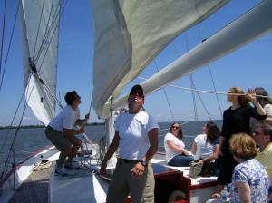 DWC Fun Bunch Sailing Event - May 2011